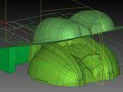 鋳造用木型の3Dモデリング