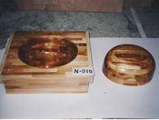 熱プレス用木型製作