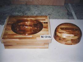 洗面ボールプレス用木型