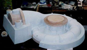 うず室の木型