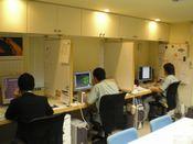 木型3Dモデリング室